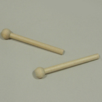 Ball End Pegs