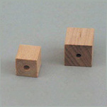 View products in the Unfinished Square Wooden Beads category
