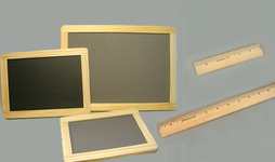 Rulers & Blackboards