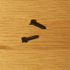 Bronze Plated Screws