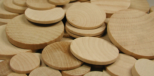View products in the Round Wooden Discs category
