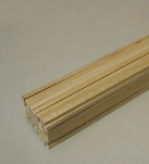 "View products in the Square Dowels, 12"" Long category"