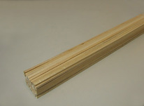 "View products in the Square Dowels, 36"" Long category"