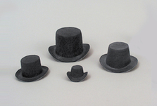 View products in the Top Hats category