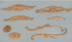 Wood Embossed Carvings