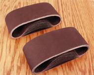 "More about the 'Sanding Belts, 3"" x 21"" 80 grit' product"