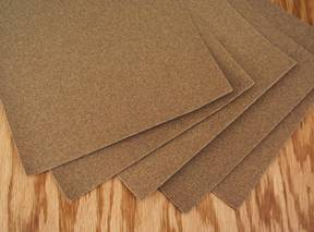 Sheet Sandpaper 100 Grit