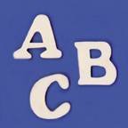 More about the 'Plywood Alphabet - A' product