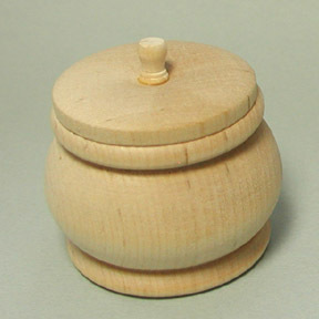 Wooden Pumpkin Boxes with Lids