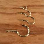 "More about the '1"" Cup Hooks' product"