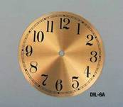 "More about the 'Clocks-6"" Gold Dials' product"