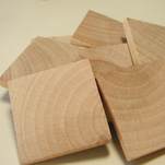 "More about the 'Square Wooden Discs, 2"" x 1/4""' product"