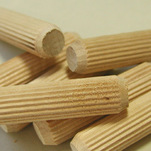 "More about the '1/2"" x 2"" Fluted Dowel Pins' product"