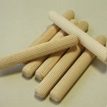 "More about the '1/2"" x 3-3/4"" Fluted Dowel Pins' product"