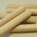 "More about the '1/2"" x 3"" Fluted Dowel Pins' product"