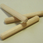 "More about the '3/8"" x 3"" Fluted Dowel Pins' product"