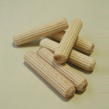 "5/16"" x 1-1/2"" Fluted Dowel Pins"
