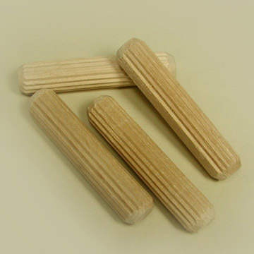 "5/8"" x 3"" Fluted Dowel Pins"