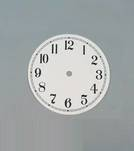 "More about the 'Clocks-6"" White Dials' product"