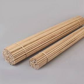 "3/8""  x 48""  Birch Dowels"