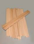 "More about the '1/4"" x 12""  Birch Dowels' product"