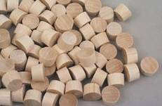 "More about the 'Flathead Plugs, Birch 1/4""' product"