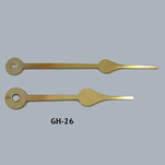 "More about the 'Clocks- Gold Hands 4-1/8"" & 3-1/4"" Lengths' product"