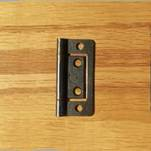 "More about the '2"" No Mortise Hinges' product"