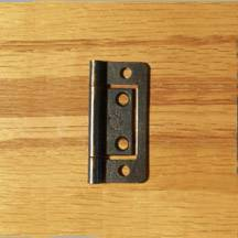 "2"" No Mortise Hinges"