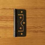"More about the '2-3/8"" No Mortise Hinges' product"