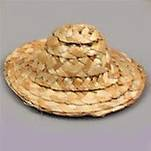 "More about the '3"" Natural Straw Hats' product"