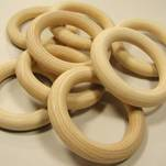 "More about the '3"" Wooden Rings-Game Pieces' product"