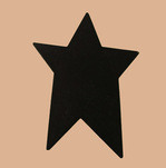 "More about the '1-3/4"" Rusty Star' product"