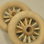 "More about the '3-1/2"" Spoked Wheels' product"