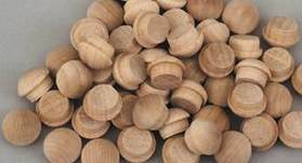 "More about the 'Sta-Put Buttons, Birch 1/2""' product"