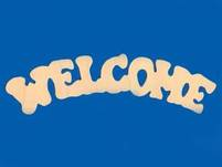 "More about the '8"" Plywood Welcome' product"
